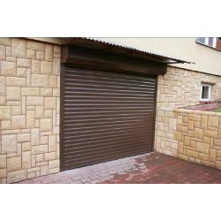 Brama garażowa rolowana...