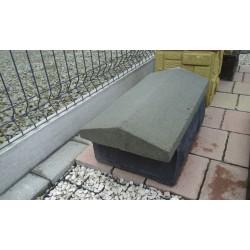Daszek 30x62cm podmurówkowy